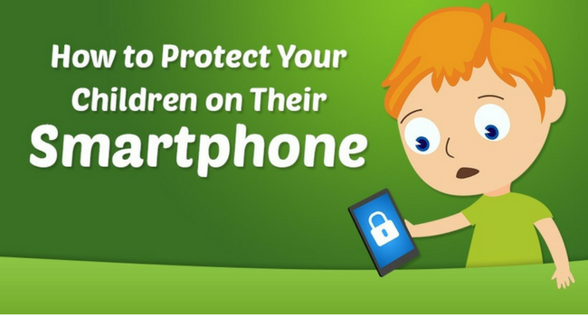 protect your child from online dangers