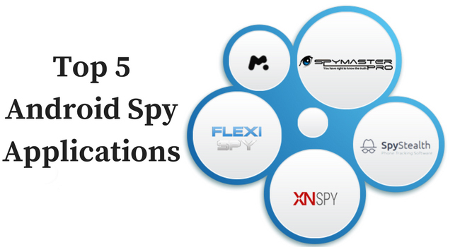 Android-Spy-Applications