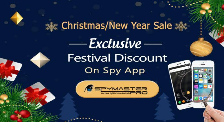Spymaster pro New year sale