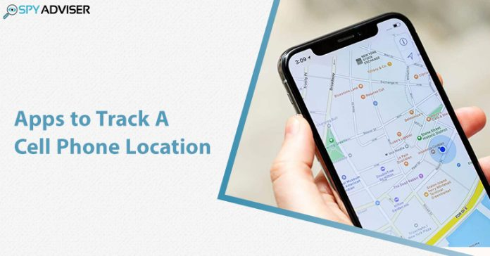 Apps-to-Track-A-Cell-Phone-Location