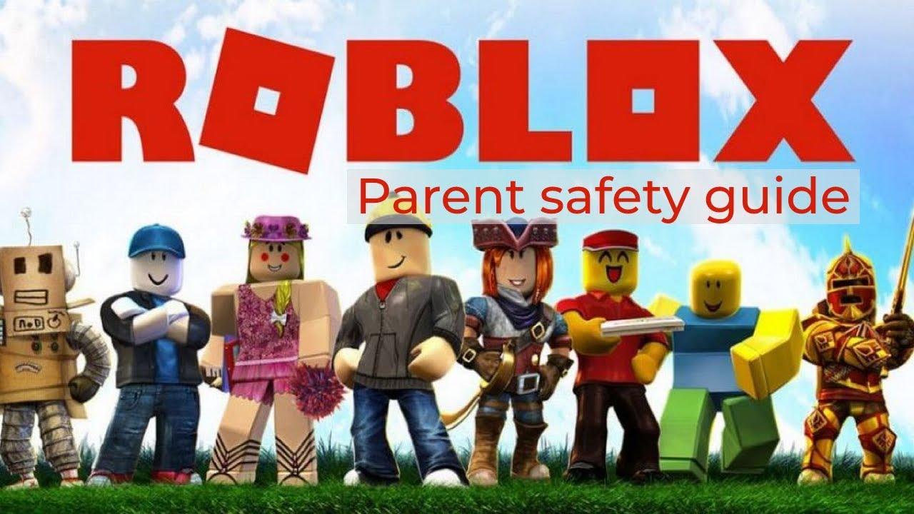 roblox - parental control guide