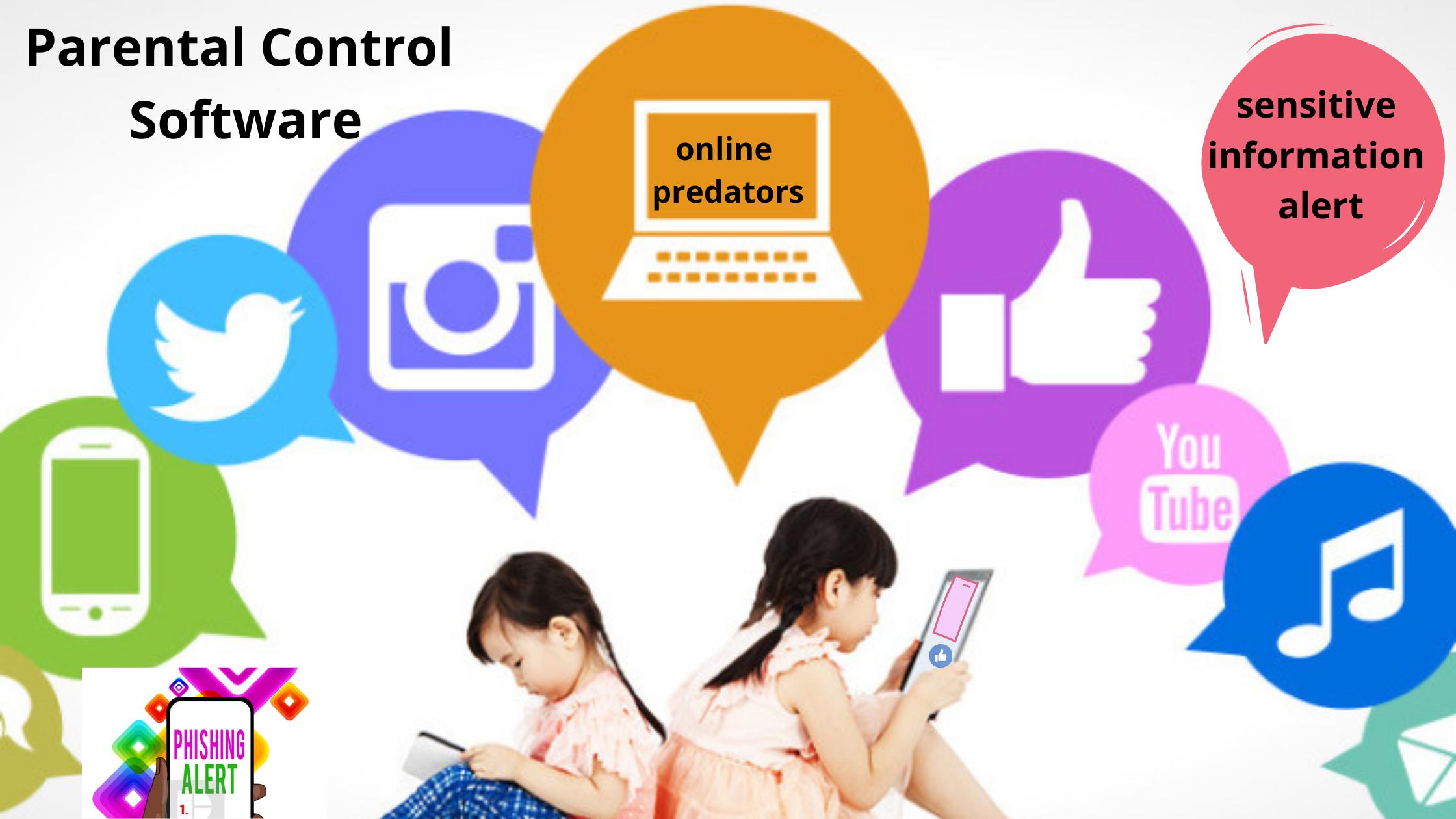 Monitor Kids activity on Social Media