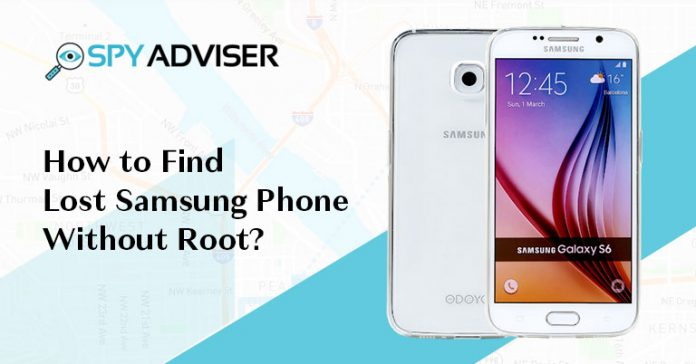 Find Lost Samsung Phone Without Root